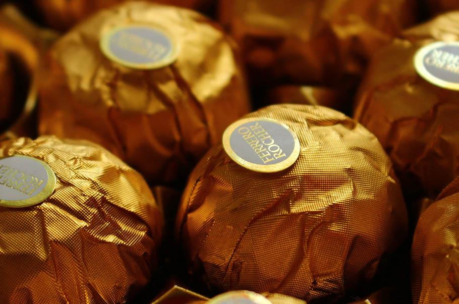 Zobowiązanie Ferrero w zakresie opakowań