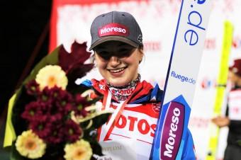 ROS-SWEET i marka Moreso indywidualnym sponsorem dwóch reprezentantek polskiej kadry w skokach narciarskich.