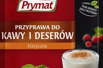 Przyprawa do kaw i deserów Prymat