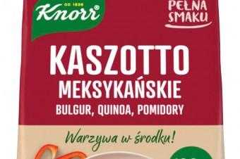 Kasza pełna smaku Knorr