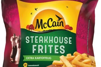 McCain Steakhouse Frites na wspólne chwile!