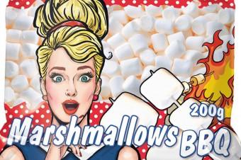 Nowe wykorzystanie pianek Marshmallows