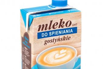 Mleko UHT do spieniania gostyńskie 3,2% 1 litr