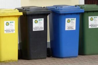 Do końca przyszłego roku połowa odpadów musi być kierowanych do recyklingu