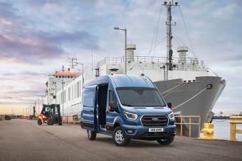 Światowy debiut najinteligentniejszego i najbardziej wydajnego Forda Transita podczas IAA w Hanowerze