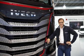 IVECO ogłasza powołanie nowego prezesa marki.