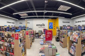 Empik otwiera pierwszy salon w Kluczborku