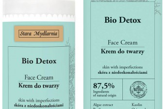 Bio Detox oraz Retinol - Stara Mydlarnia