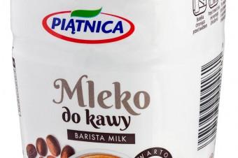 Nowe mleko do kawy z Piątnicy – idealne do spieniania