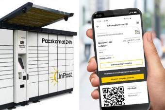 InPost umożliwi nadawanie przesyłek wyłącznie poprzez aplikację