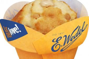 Muffin Karmellove od E.Wedel i Stokson