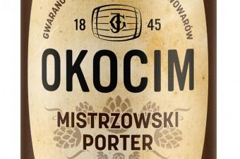 Złoto dla Okocim Mistrzowski Porter  na European Beer Star 2019!