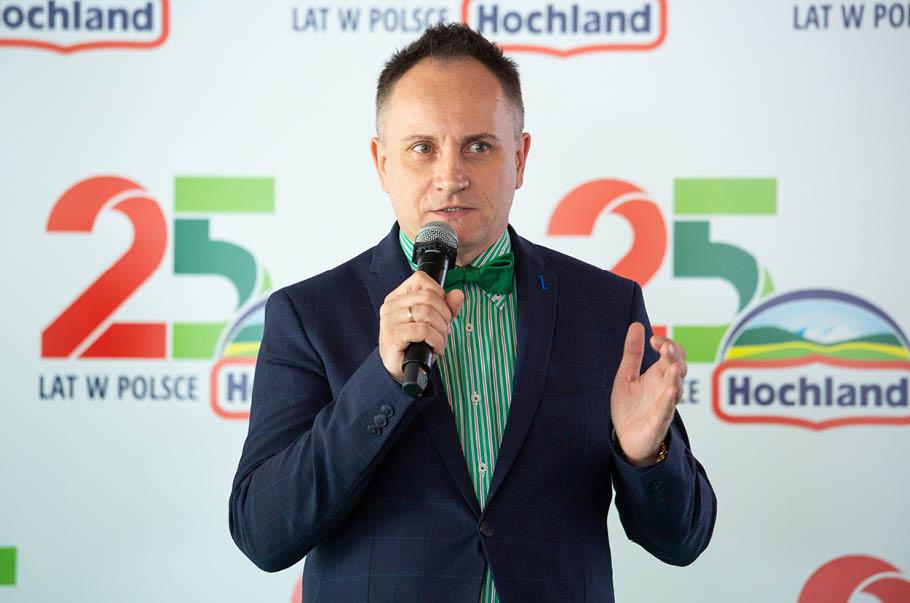 Tworzenie angażującego środowiska pracy w Hochland to priorytet!