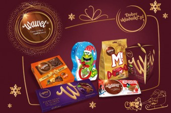 Oferta Zimowa produktów od marki Wawel