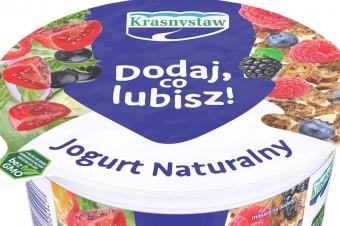 """Jogurt """"Dodaj, co lubisz!"""""""