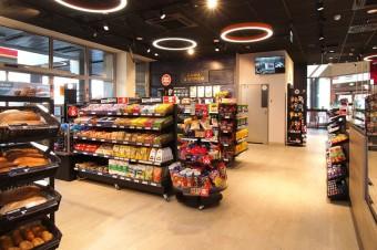 Sklep i kawiarnia Circle K – nowy punkt na kulinarnej mapie Warszawy