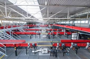 Nowoczesny terminal DHL Express w Poznaniu już działa