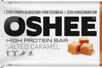 Portfolio produktów OSHEE powiększyło się o batony proteinowe w 2 nowych smakach