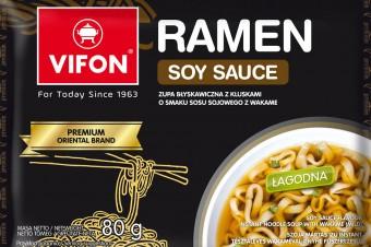 Zupy RAMEN marki VIFON