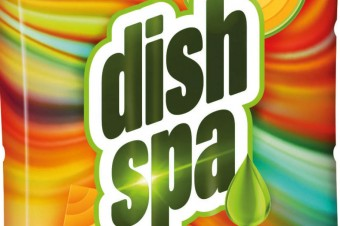 Pełne wspaniałości żele do mycia naczyń  Dish Spa – nowość od Sidolux