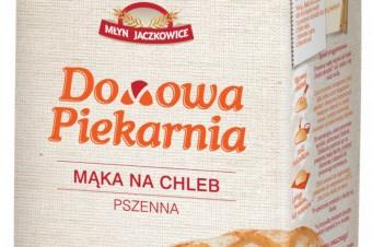 """Mąka Na Chleb od Młyna Jaczkowice z serii """"Domowa Piekarnia"""""""