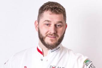 Marcin Gruszka polskim reprezentantem w kategorii Profesjonalista na konkursie kulinarnym Les Chefs en Or 2020