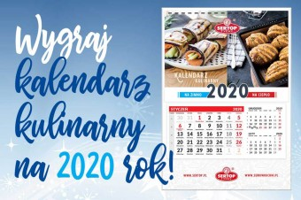 Sertop rozdaje kalendarze