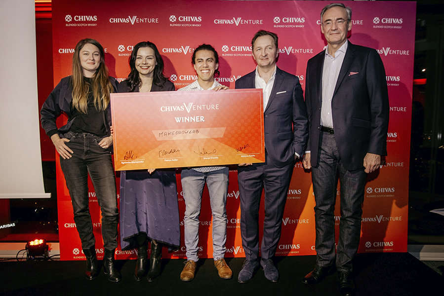 Poznaliśmy zwycięzcę polskiej edycji Chivas Venture 2020