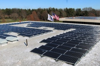 Wszystkie zakłady PepsiCo w USA będą zasilane w 100% energią odnawialną