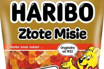 Powiedz to z HARIBO i podaruj radość najbliższym! Żelki Złote Misie w opakowaniach z dedykacjami
