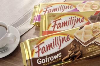 Rodzinne ferie w zimowej kampanii marki Familijne