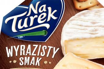 Nowy Camembert NaTurek Wyrazisty Smak