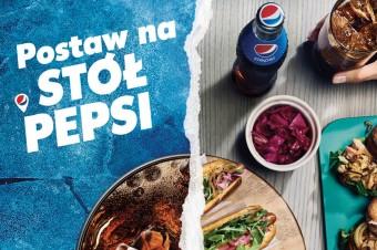 Postaw na Stół Pepsi – połącz pasję kulinarną z wyjątkowym smakiem Pepsi