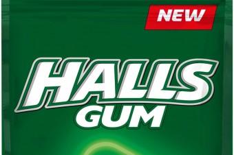 Nowe smaki gum Halls już na rynku!