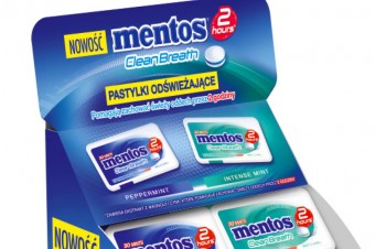 Nowość od Mentos