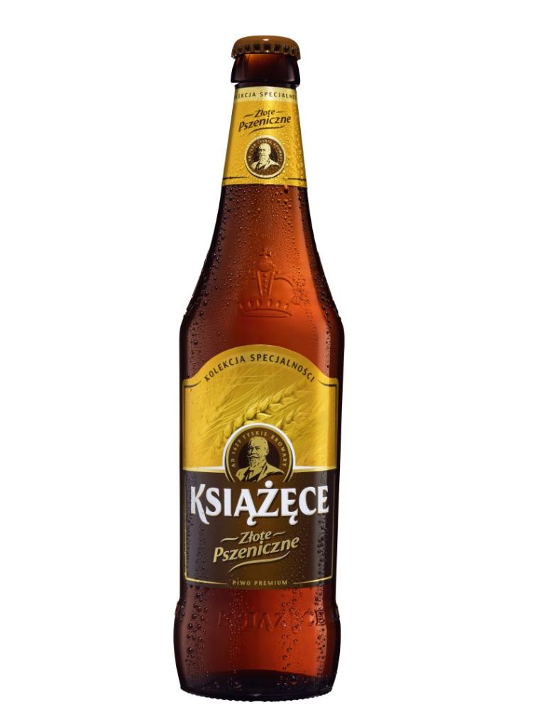 Kolekcja Trzech Piw Premium Marki Książęce