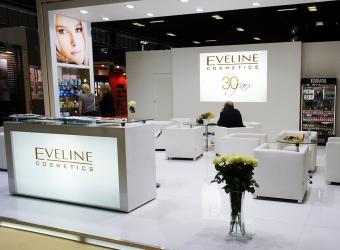 Eveline Cosmetics na targach w Bolonii