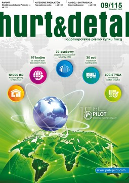 HURT & DETAL Nr 09/115. Wrzesień 2015