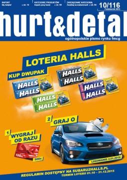 HURT & DETAL Nr 10/116. Październik 2015